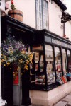 A picture of Lawrence Oxley's book shop